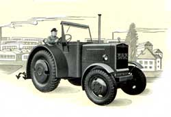 MAN Schlepper AS 250